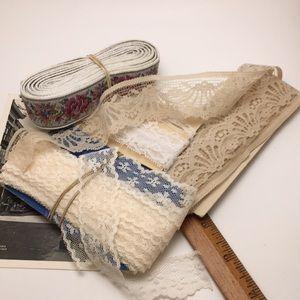 Vintage Lace & Trim Bundle